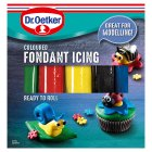 Dr. Oetker coloured icing - 4x125g