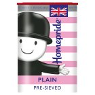Homepride plain flour - 1kg Brand Price Match - Checked Tesco.com 29/06/2016