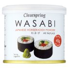 Clearspring wasabi powder - 25g
