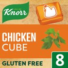 Knorr 8 chicken stock cubes - 80g Brand Price Match - Checked Tesco.com 04/12/2013