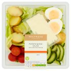 Waitrose potato & free range egg side salad