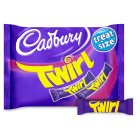 Cadbury Twirl treat size
