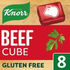 Knorr beef 8 pack stock cubes - 80g Brand Price Match - Checked Tesco.com 01/07/2015