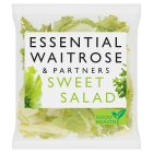 essential Waitrose sweet salad - 130g