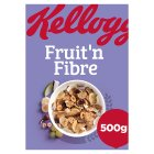 Kellogg's Fruit n Fibre - 500g Brand Price Match - Checked Tesco.com 23/02/2015