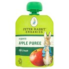 Peter Rabbit organic apple puree