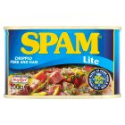 Spam lite chopped pork & ham - 200g Brand Price Match - Checked Tesco.com 09/12/2013
