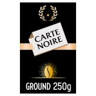 Carte Noire ground coffee for filters & cafetieres - 250g
