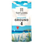 Taylors Decaffe rich roast coffee - 227g Brand Price Match - Checked Tesco.com 08/02/2016