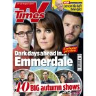 TV Times magazine - each