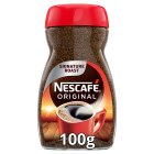 NESCAFE Original Instant Coffee 100g - 100g