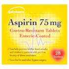 Asprin tablets enteric coated 75mg