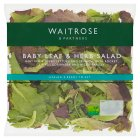 Waitrose babyleaf herb salad - 110g