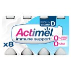 Actimel yoghurt drink 0.1% fat - 8x100g Brand Price Match - Checked Tesco.com 05/03/2014