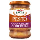 Sacla' char-grilled aubergine pesto - 190g Brand Price Match - Checked Tesco.com 08/02/2016