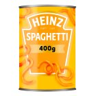 Heinz spaghetti in tomato sauce - 400g Brand Price Match - Checked Tesco.com 28/05/2015