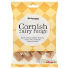 Waitrose dairy fudge