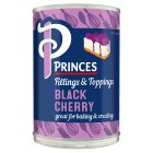 Princes blackcherry fruit filling - 410g Brand Price Match - Checked Tesco.com 17/09/2014