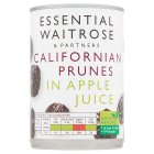 Essential Waitrose Prunes (in fruit juice) - 410g