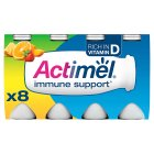 Actimel multifruit yoghurt drink - 8x100g Brand Price Match - Checked Tesco.com 18/08/2014