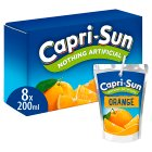 Capri-Sun orange juice drink - 10x200ml Brand Price Match - Checked Tesco.com 04/12/2013