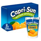 Capri-Sun orange lunchbox pack - 10x200ml Brand Price Match - Checked Tesco.com 16/04/2014