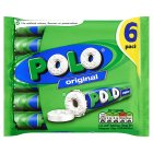 Polo Original mints multipack - 6x34g Brand Price Match - Checked Tesco.com 05/03/2014