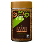 Cafédirect Fairtrade Instant mountain reserve Machu Picchu - 100g