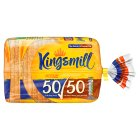 Kingsmill 50/50 white medium bread - 800g