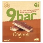 Wholebake 9 bar original - 4x40g Brand Price Match - Checked Tesco.com 16/07/2014