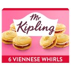 Mr Kipling Viennese whirls - 6s