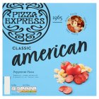 Pizza Express American - 250g Brand Price Match - Checked Tesco.com 10/02/2016