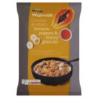 Waitrose Banana Papaya & Honey Oat Clusters - 1kg
