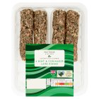 Waitrose 4 Minted Lamb Shish Kebabs - 280g