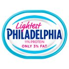 Philadelphia Lightest soft white cheese - 180g Brand Price Match - Checked Tesco.com 24/11/2014