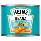 Heinz Baked Beanz reduced sugar & salt - 200g Brand Price Match - Checked Tesco.com 02/12/2013