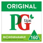 PG Tips pyramid 160 tea bags