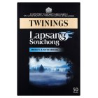 Twinings lapsang souchong 50 tea bags - 125g Brand Price Match - Checked Tesco.com 23/07/2014
