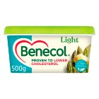 Benecol light spread - 500g Brand Price Match - Checked Tesco.com 21/04/2014