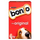 Bonio The Original Biscuits Dog Food - 650g