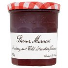 Bonne Maman strawberry & wild strawberry conserve - 370g Brand Price Match - Checked Tesco.com 26/08/2015