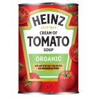 Heinz Classic organic cream of tomato soup - 400g Brand Price Match - Checked Tesco.com 20/10/2014