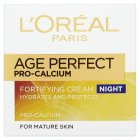 L'Oreal night very mature skin cream - 50ml Brand Price Match - Checked Tesco.com 24/11/2014