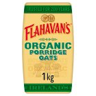 Flahavan's organic porridge oats - 1kg Brand Price Match - Checked Tesco.com 23/07/2014