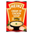 Heinz Classic cream of chicken soup - 290g Brand Price Match - Checked Tesco.com 11/12/2013