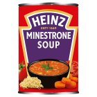 Heinz Classic minestrone soup - 400g Brand Price Match - Checked Tesco.com 03/02/2016