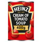 Heinz Classic cream of tomato soup - 400g Brand Price Match - Checked Tesco.com 03/02/2016