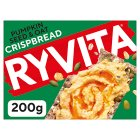 Ryvita pumpkin seeds & oats crispbread - 200g Brand Price Match - Checked Tesco.com 27/07/2015