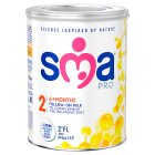 Sma 2 follow-on milk from 6months + - 900g