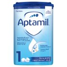 Milupa Aptamil 1 first infant milk - 900g Brand Price Match - Checked Tesco.com 10/03/2014